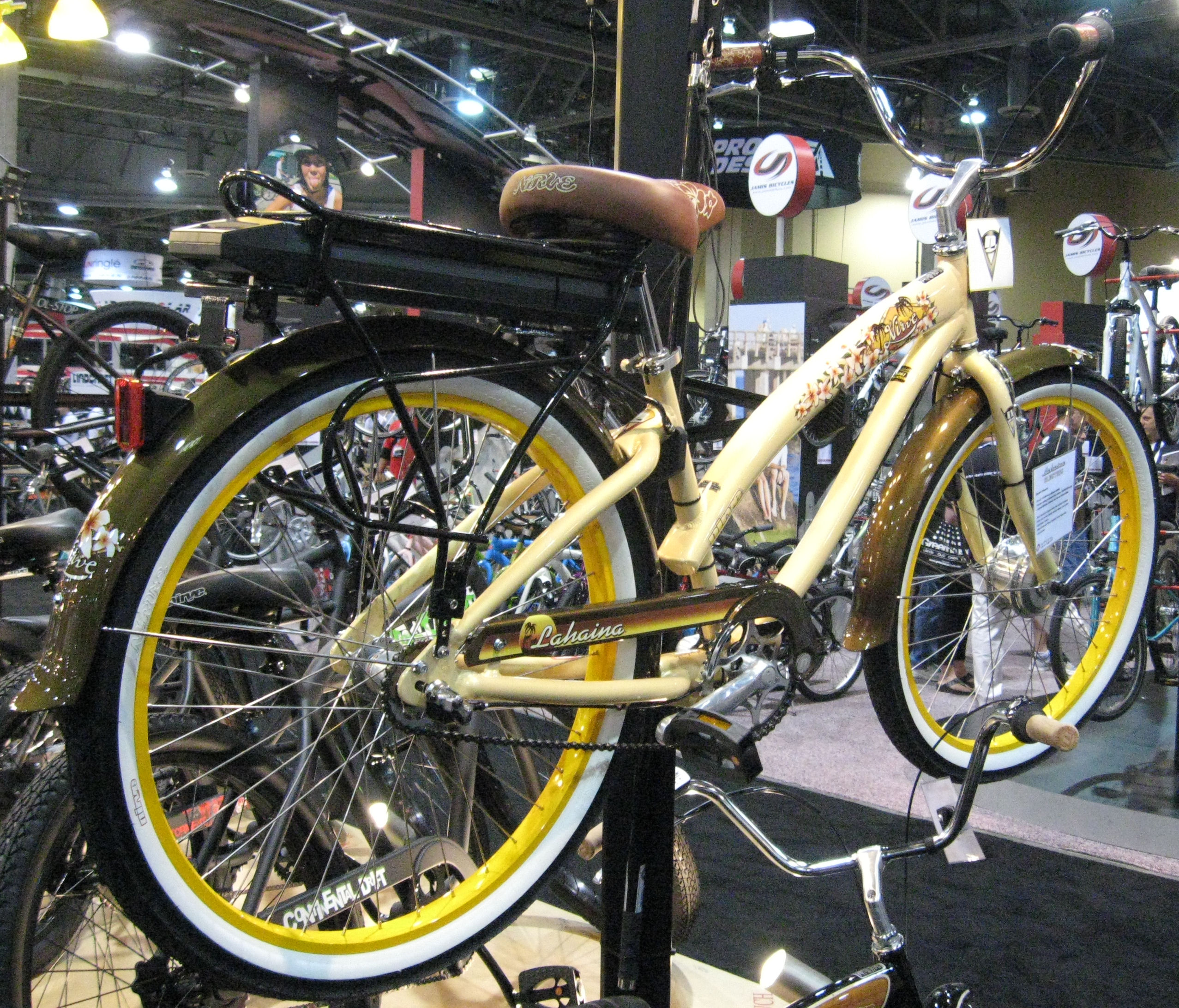 Tipping Point For Electric Bikes John S Allen 39 S