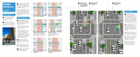 NACTO pages about two-stage turn box