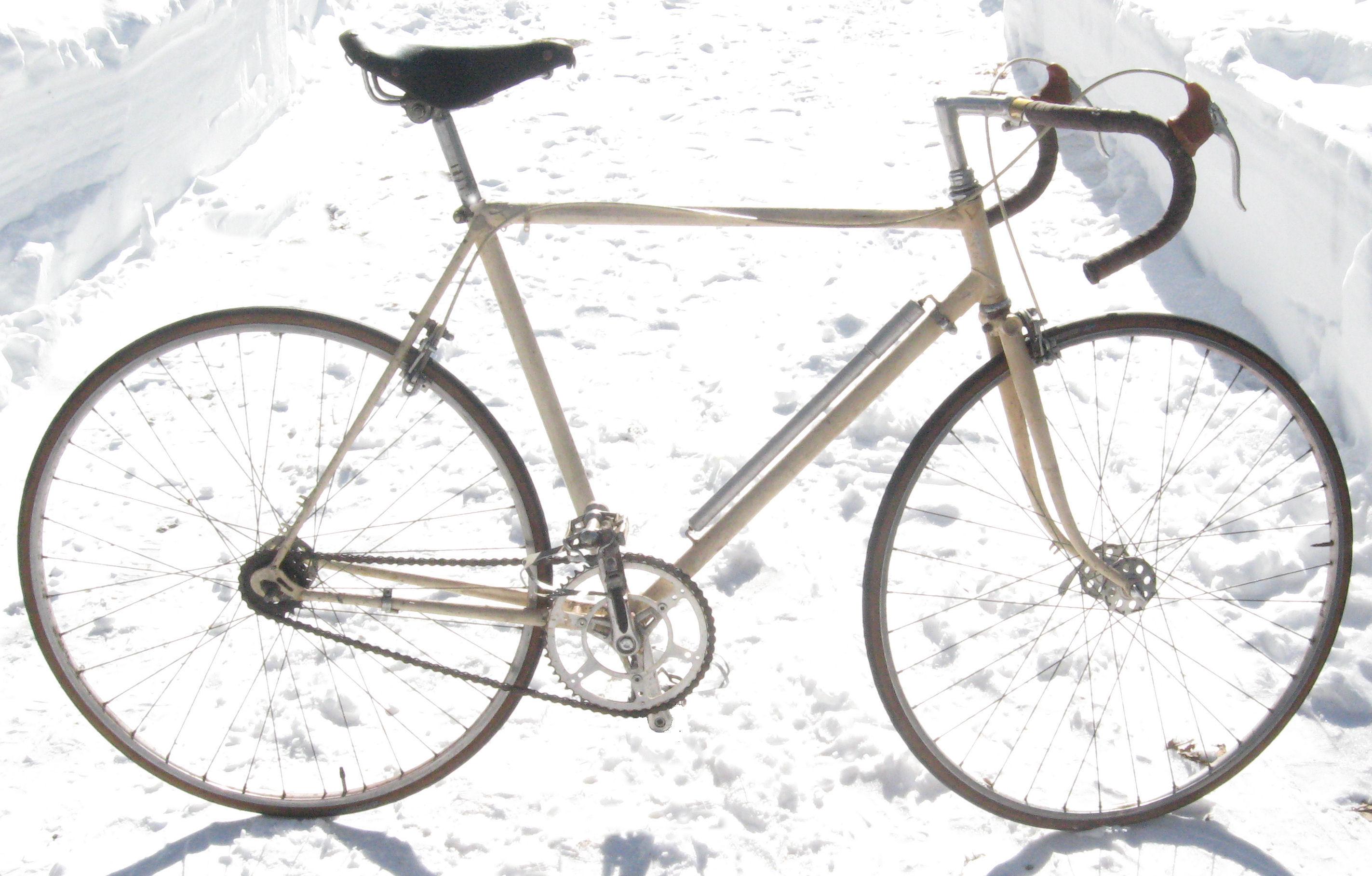 Spray Paint Bike Frame Idea